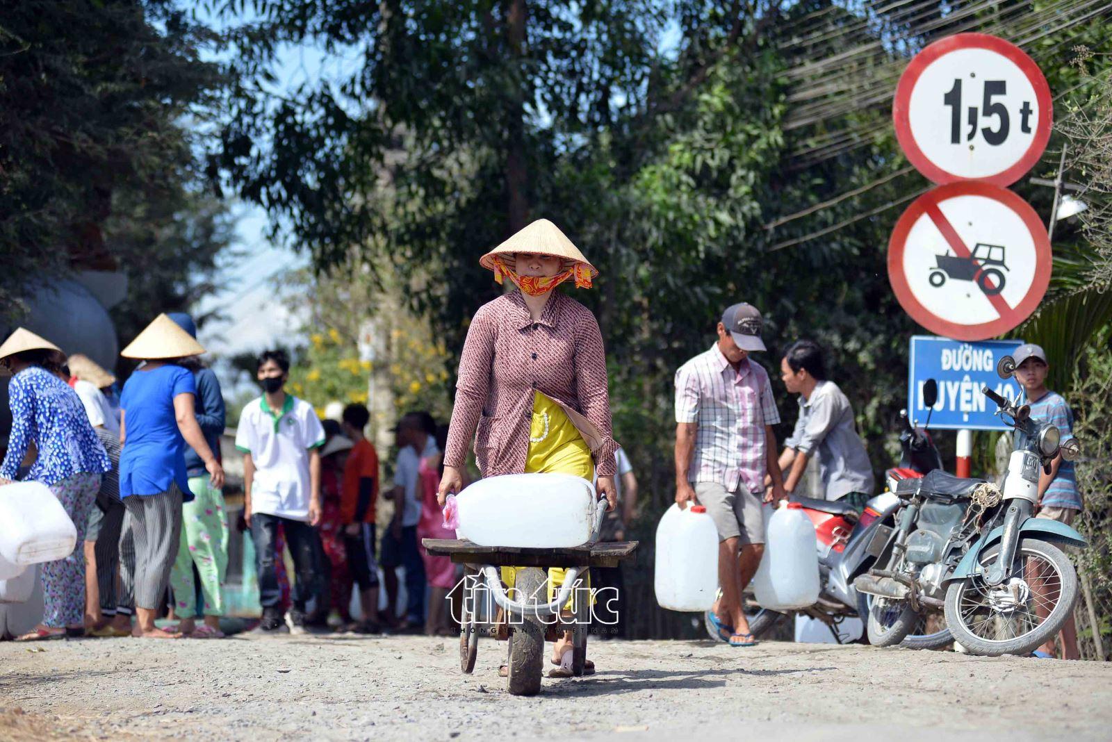 Cô Nguyễn Thị Chanh (xã Gia Thuận, huyện Gò Công Đông) chia sẻ:
