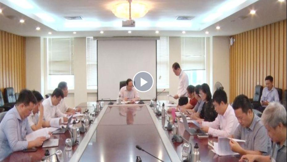 Tổng cục KTTV báo cáo về công tác phòng chống thiên tai